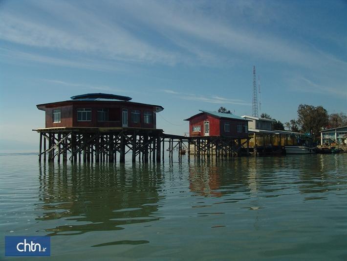 تبدیل بناهای قدیمی اداره ماهیان خاویاری بندر ترکمن به موزه