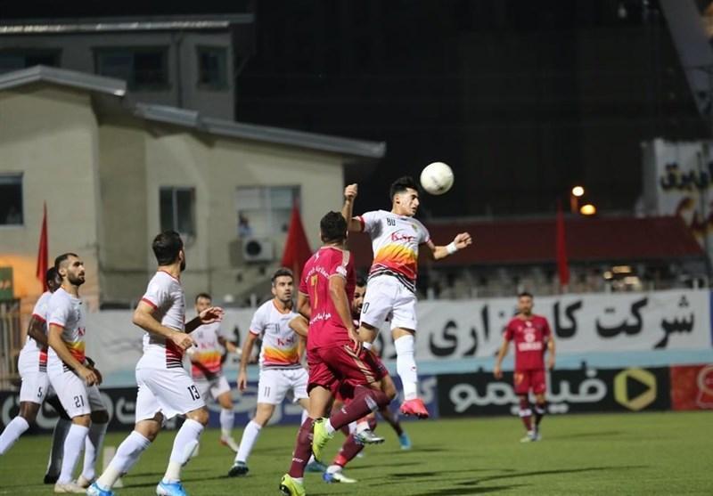 شکایت باشگاه فولاد خوزستان از داور ملاقات با نساجی