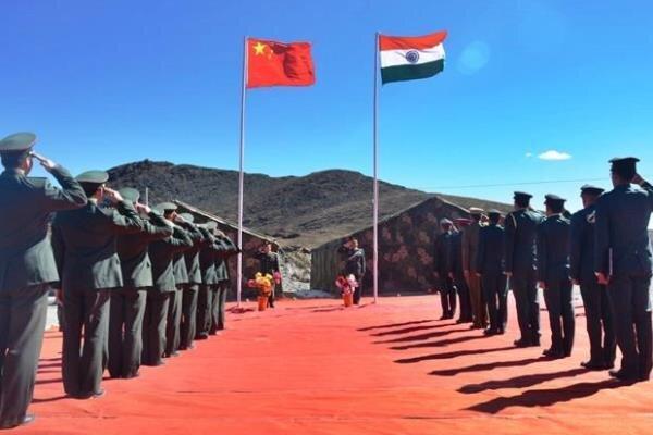 چین: هند مسئول تنش آفرینی در مرز لاداخ است