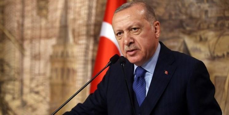 اردوغان: عملیات حفاری در مدیترانه را از سرگرفتیم