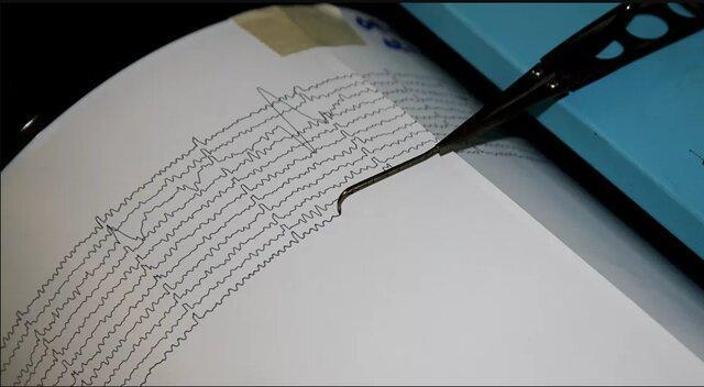 مختصات زلزله 5.1 ریشتری امروز استان کرمانشاه