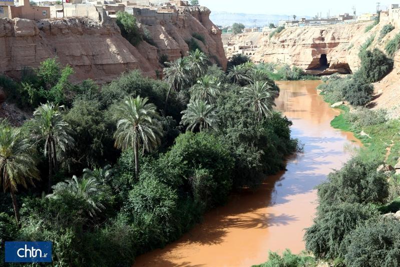 نهر تاریخی گَرگَر در خوزستان لای روبی می گردد