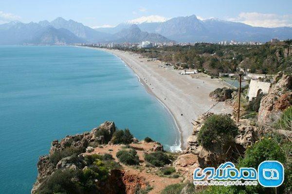 با تعدادی از بهترین سواحل ترکیه آشنا شویم