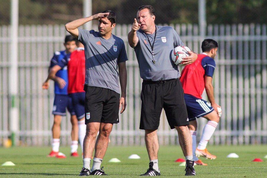 فدراسیون فوتبال: هیچ رایی در مورد ویلموتس از سوی فیفا ابلاغ نشده است