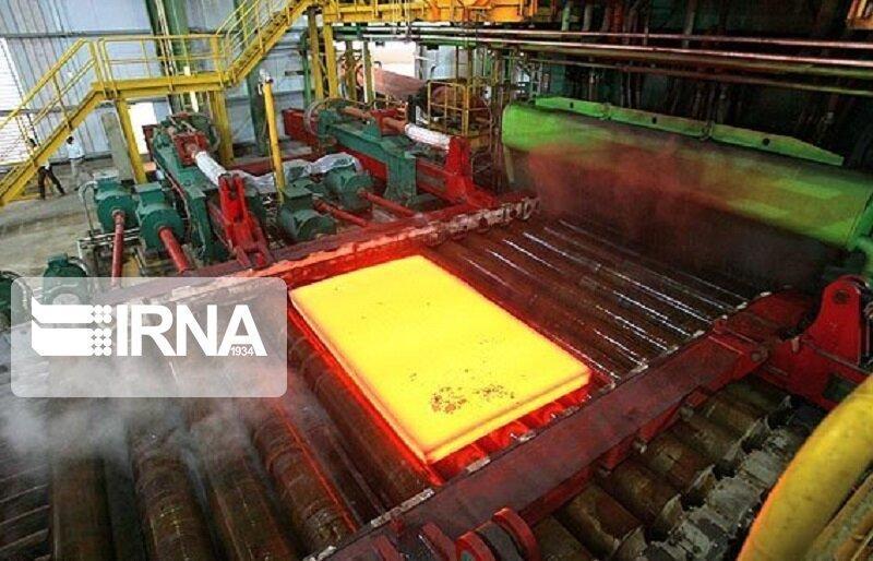خبرنگاران گرمسار تولیدکننده سالانه 163 هزار تن پروفیل و شمش فولادی است