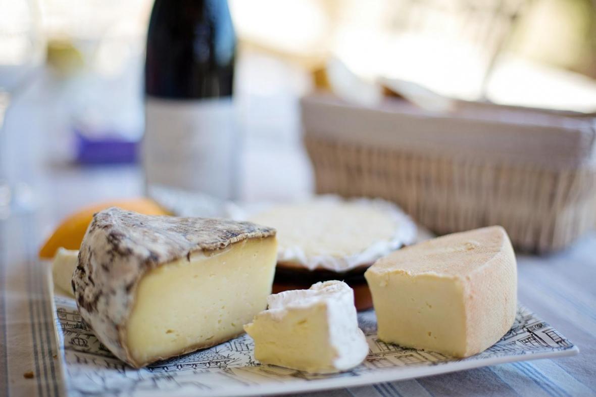 پنیر یک ماده مخدر است!