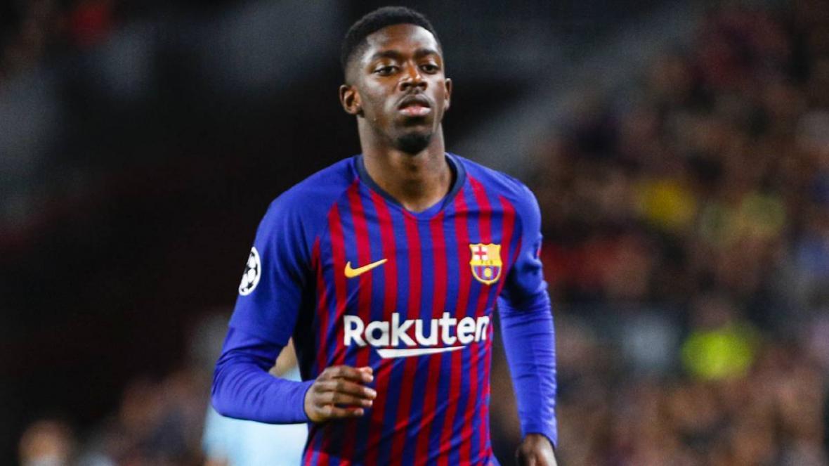 عثمان دمبله خواهان ترک بارسلونا نیست؛ وینگر فرانسوی بلوگرانا قصد جدایی از این باشگاه را ندارد
