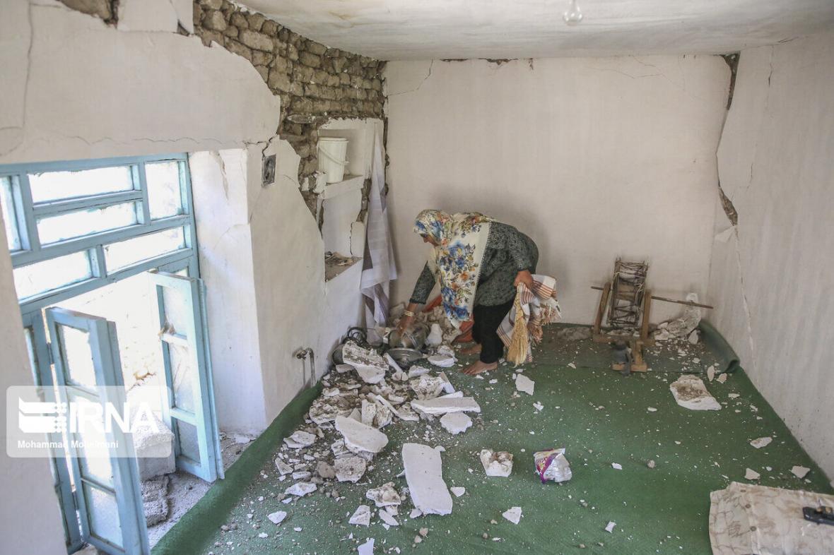 خبرنگاران ثبت 14 پس لرزه در مراوه تپه و چند خبر کوتاه از گلستان
