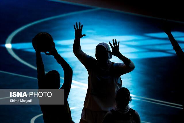 اعمال قرنطینه 24 ساعته در لیگ بسکتبال زنان