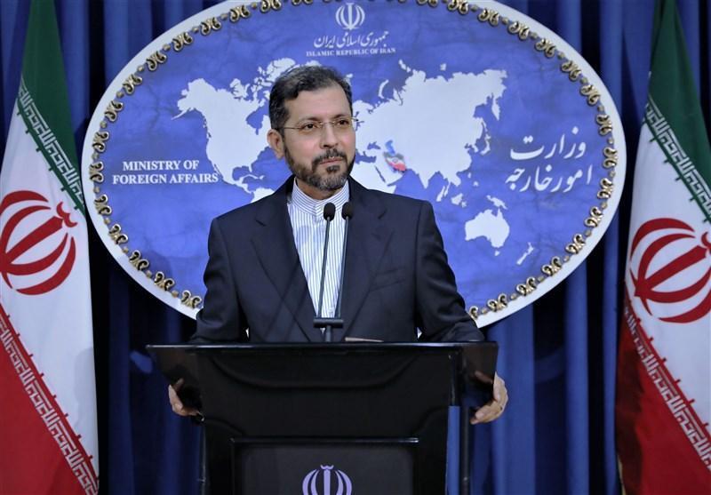 سخنگوی وزارت خارجه: آمریکا به جای ارائه پیشنهاد های توخالی دست از مسدود کردن پول های ایران بردارد