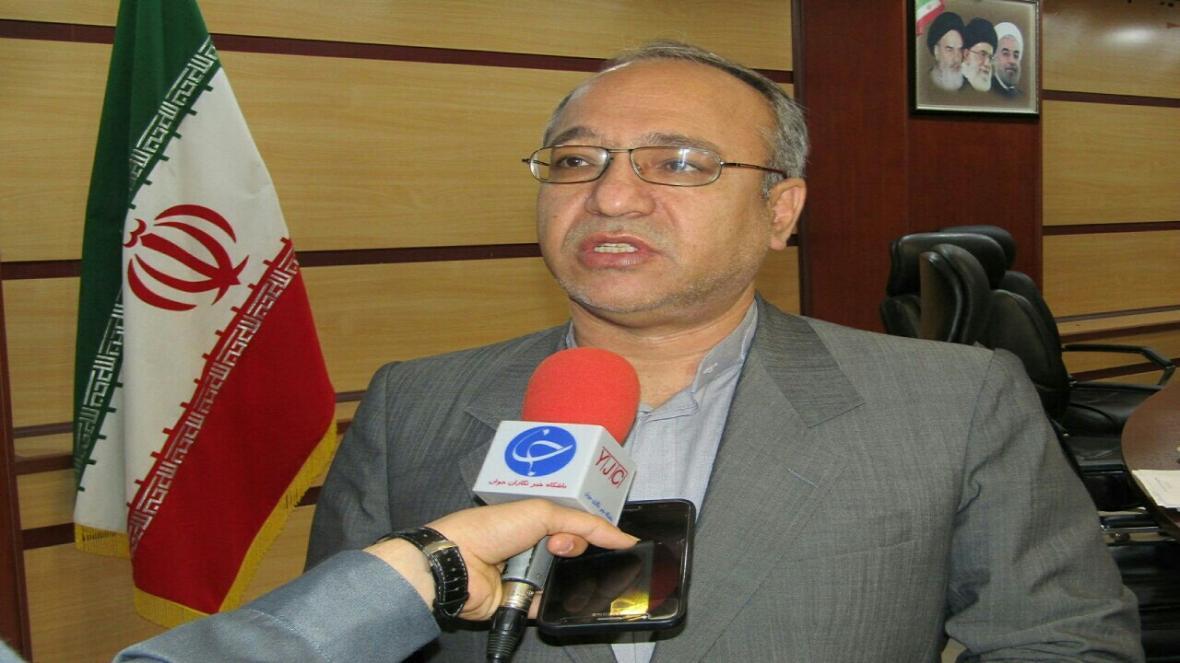 93 خانوار درحسین آباد کالپوش زمین های تملیکی را دریافت کردند