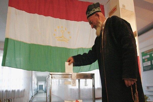 انتخابات ریاست جمهوری در تاجیکستان سرانجام یافت