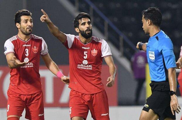 موفقیت پرسپولیس به رده بندی فوتبال ایران یاری نمی کند؟