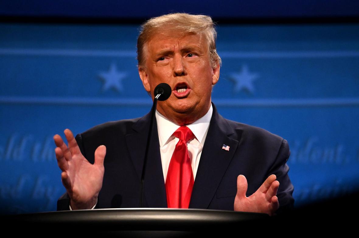ترامپ در این ایالت مهم بایدن را شکست داد