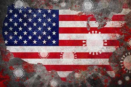 فوت بیش از 950 کرونایی طی یک روز در آمریکا