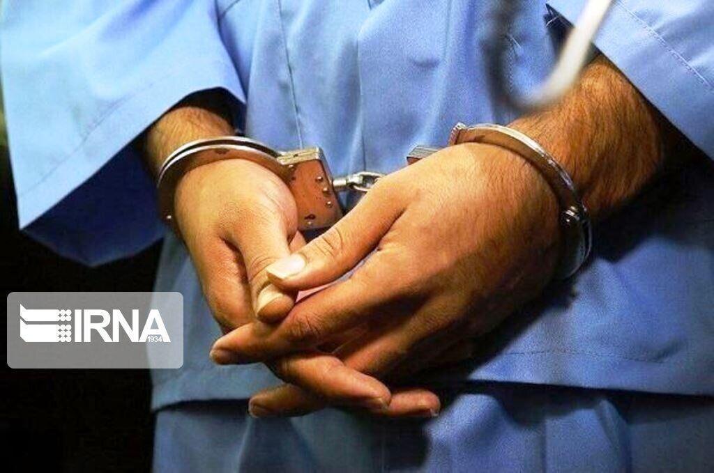 خبرنگاران قاتل فراری حادثه سرقت از طلافروشی تبریز دستگیر شد