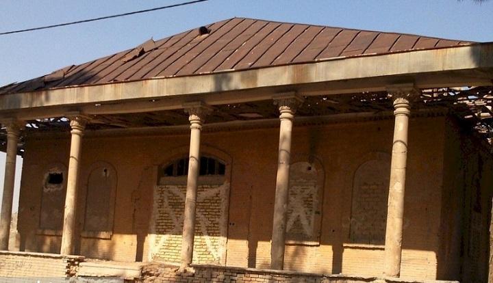 عمارت فخرالدوله ری بازسازی می&zwnjشود