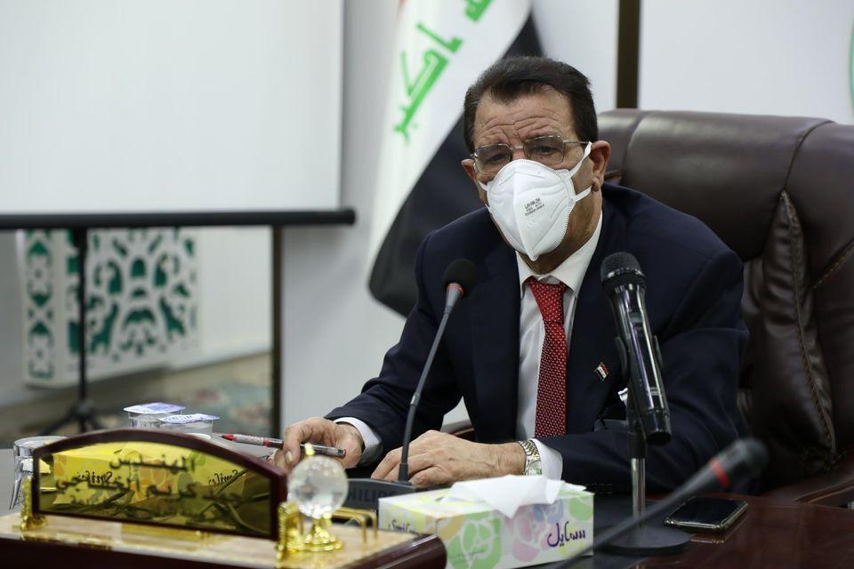 خبرنگاران مقام عراقی توافق با عربستان برای سرمایه گذاری کشاورزی را تکذیب کرد