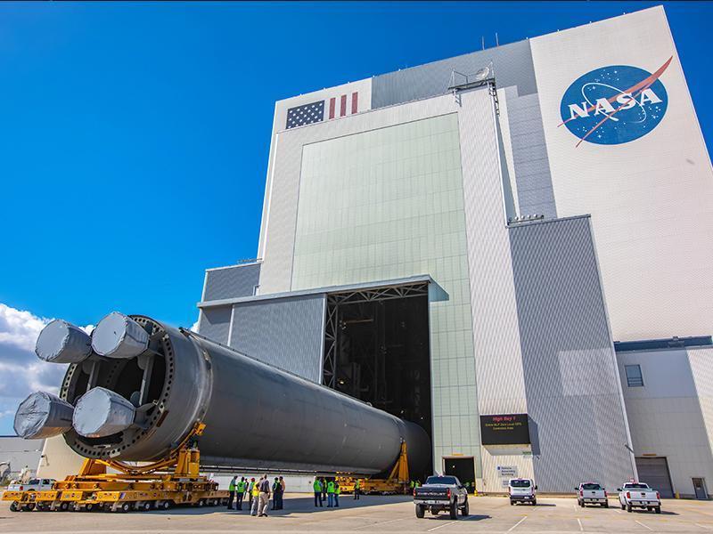 معرفی کامل شرکت ناسا