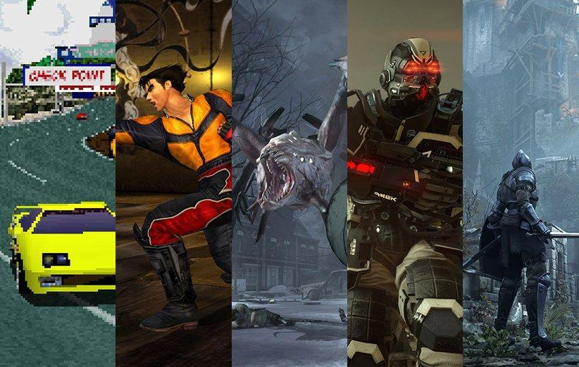 از پلی استیشن 1 تا پلی استیشن 5؛ مقایسه بازی هایی که با کنسول عرضه شدند