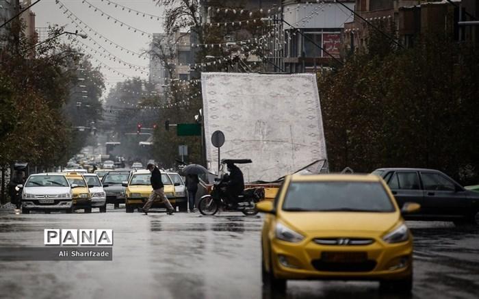 پیش بینی بارش عادی در دی ماه