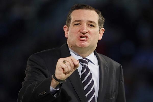 سناتور تد کروز از دیوان عالی آمریکا درخواست یاری کرد
