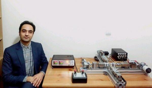 ساخت دستگاه آنالیز گیرایی و رئولوژی چسب در کشور