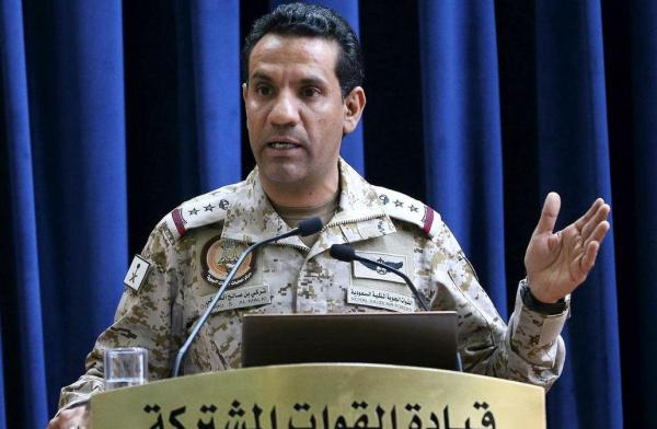 خبرنگاران ائتلاف سعودی مدعی انهدام دو فروند قایق نیروهای یمنی شد