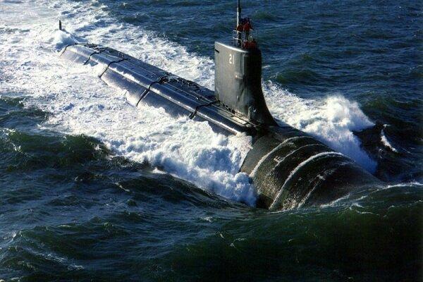 آمریکا: زیردریایی جورجیا وارد آب های خلیج فارس شد