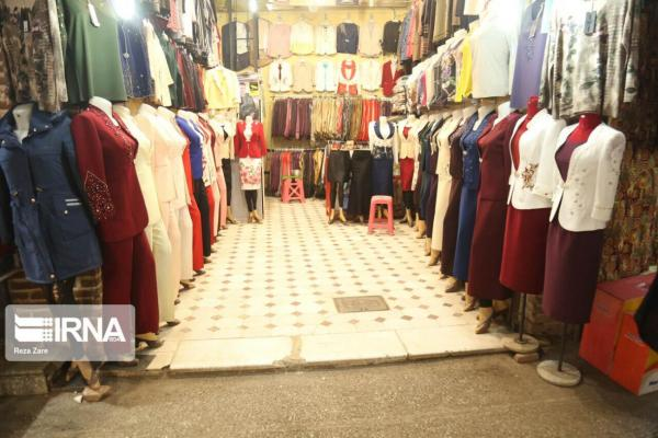 خبرنگاران قاچاق پوشاک پس از یک سال مبارزه از 2.6 به 1.8 میلیارد دلار کاهش یافت
