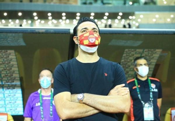 نکونام: به برنامه ریزی لیگ اعتراض داریم، در فوتبال ایران کسانی پیروز می شوند که زورشان بیشتر است