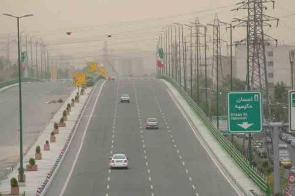 هشدار هواشناسی درباره آلودگی شدید هوای 8 کلانشهر