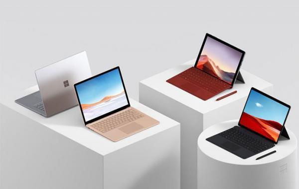 قیمت انواع لپ تاپ، امروز 20 دی 99