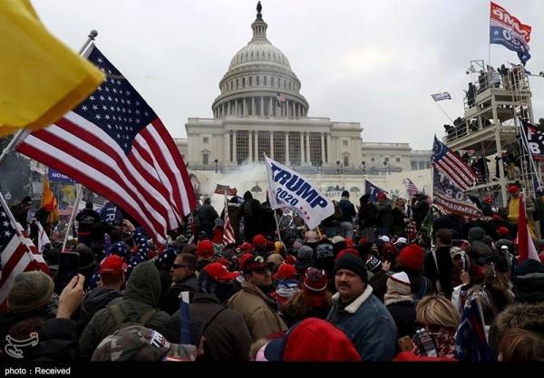 نظرسنجی: 52 درصد جمهوریخواهان بایدن را مقصر حمله به کنگره می دانند