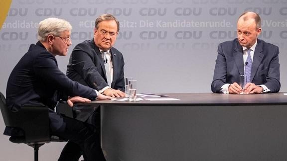 نامزد صدراعظمی حزب حاکم آلمان کیست؟