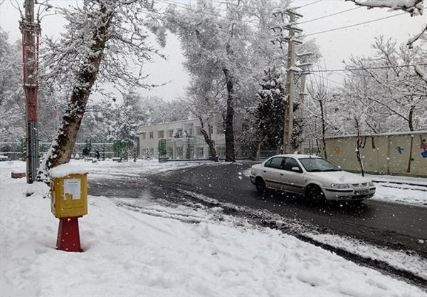 پیش بینی هواشناسی امروز 1 بهمن 99؛ بارش برف و باران و وزش باد شدید در 16 استان کشور