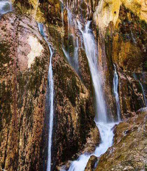 آبشار مارگون بزرگترین آبشار چشمه ای دنیا