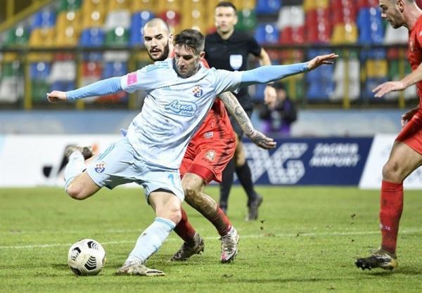 لیگ برتر کرواسی، صدرنشینی دینامو با کسب پیروزی پُرگل