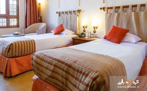 هتل پارسیان صفائیه؛ اقامتگاهی 5 ستاره و زیبا در شهر تاریخی یزد