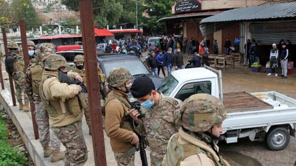 دستگیری 5 نفر به اتهام خرابکاری در شهر طرابلس