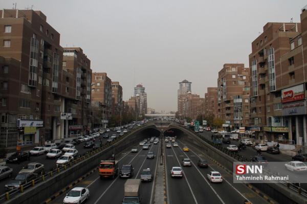 کیفیت و دمای هوای تهران امروز چگونه است؟