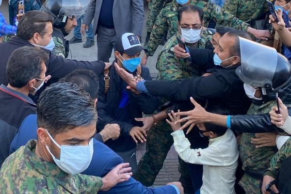 ماموریت ویژه قایدی در رفسنجان خبرنگاران