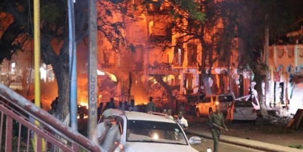 حمله انتحاری مرگبار در سومالی 20 کشته به جا گذاشت خبرنگاران