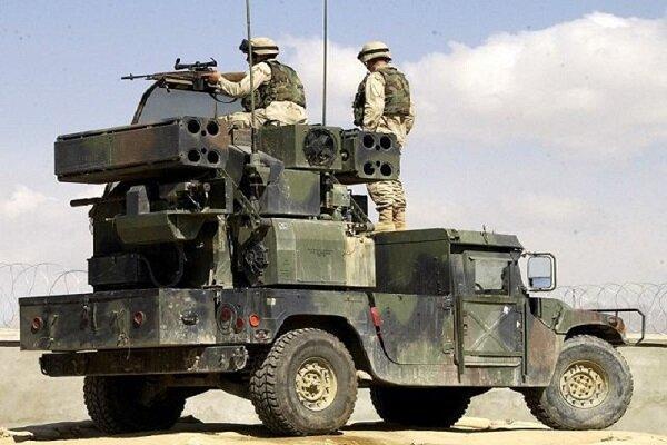 آمریکا سیستم پدافند هوایی Avenger در سوریه و عراق مستقر می کند