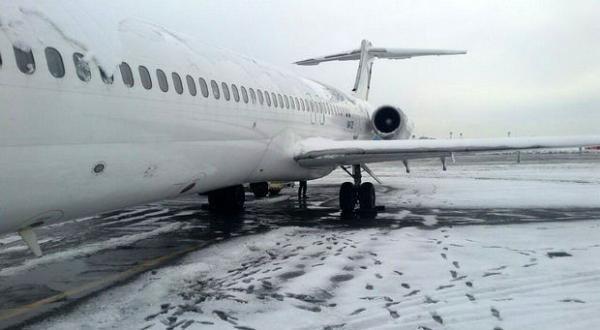 توانایی آزمایشگاه داده های ماهواره ای دانشگاه تبریز در تشخیص مخاطره آب و هواشناسی یخ زدگی هواپیما خبرنگاران