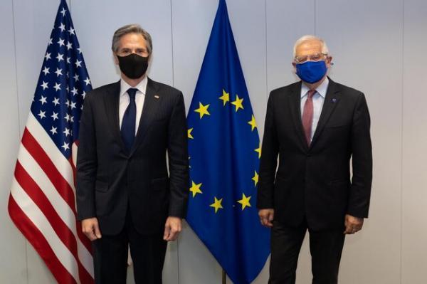 اعلام آمادگی آمریکا برای مشارکت در مذاکرت پیرامون برجام، بورل: حمایت می کنیم
