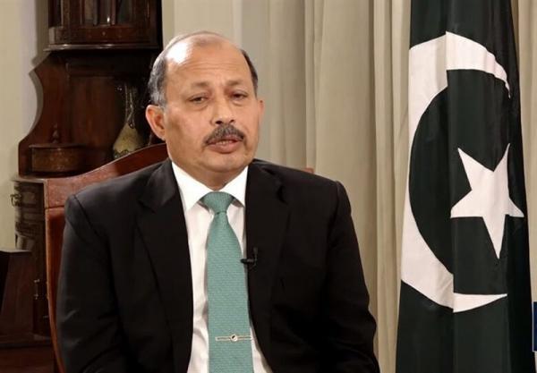 سفیر پاکستان: به ایجاد دولت موقت در افغانستان یاری می کنیم
