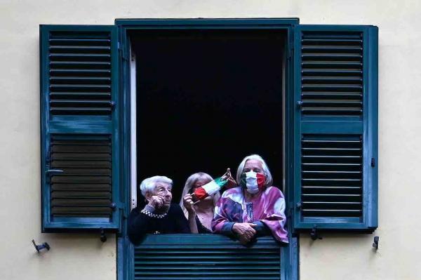 ایتالیا با از سرگیری قرنطینه کرونایی، چهره نظامی به خود گرفت