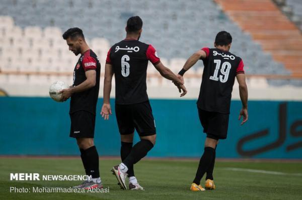 شماره پیراهن 23 بازیکن پرسپولیس در لیگ قهرمانان آسیا معین شد