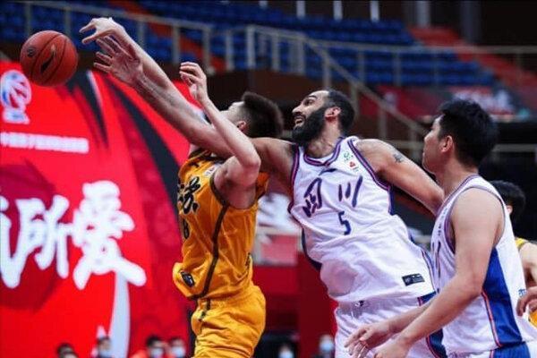 پیروزی حامد حدادی و هم تیمی هایش بعد از دو شکست در لیگ چین
